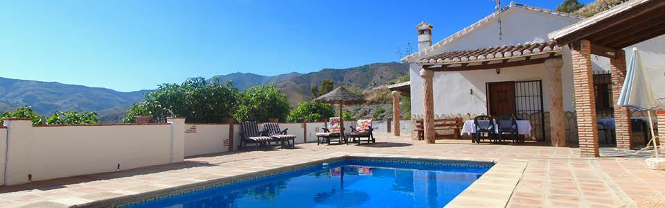zwembad villa sierra