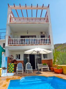 Dorpshuis Zuid-Spanje met zwembad