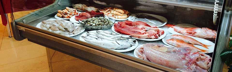 In Zuid Spanje eet u heerlijke verse vis uit 2 wereldzeeen