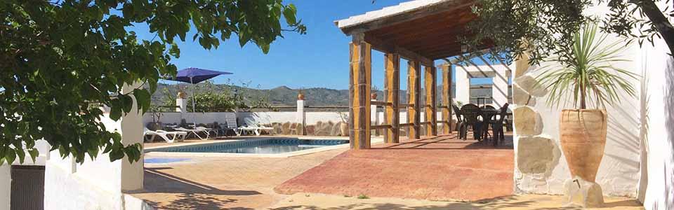 Vakantie in Zuid Spanje