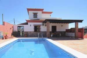 Vakantiehuis met airco Zuid-Spanje luxe villa