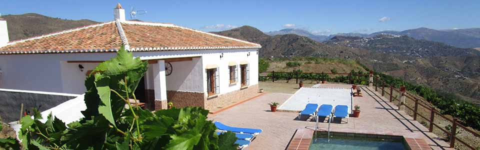 Vakantiehuis met prive zwembad