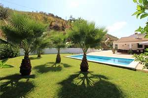 vakantiehuis Zuid-Spanje met prive zwembad Casa Claudia