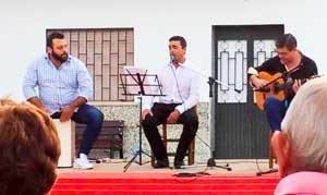 Semana Cultural in El Borge groot