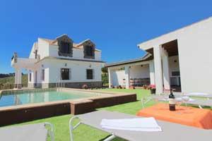 Vakantiehuis Villa Solana met fijne buitenruimte