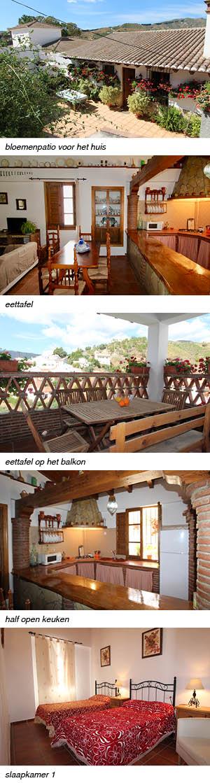 Casa Colina interieur terras omgeving rechts
