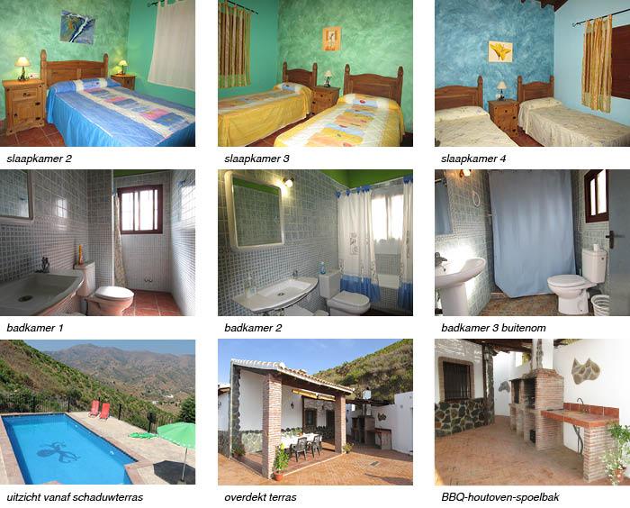 welkom in vakantiehuis Casa Pitar