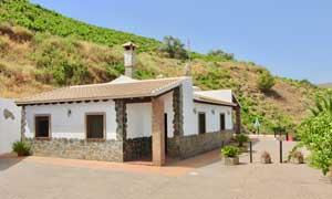 vakantiehuis Casa Pitar veel privacy