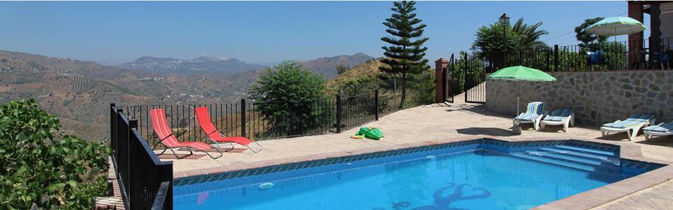 Vakantiehuis Casa Pitar - Vakantiehuis met superuitzicht
