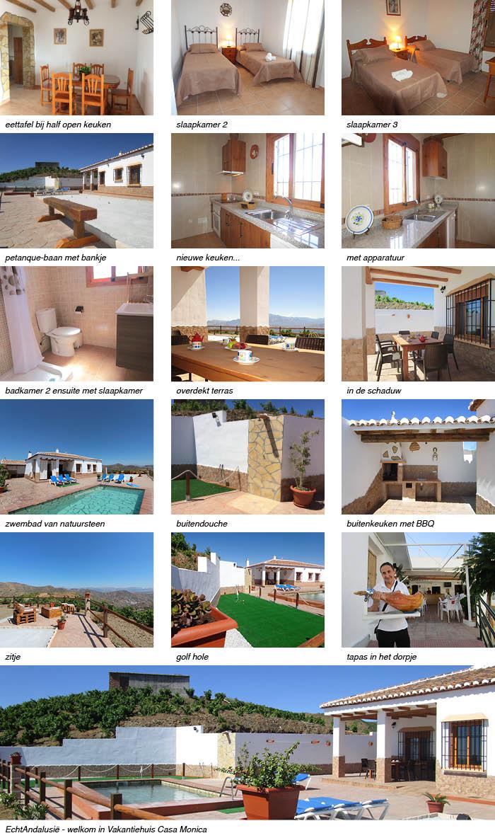 Casa Monica interieur fotos onder