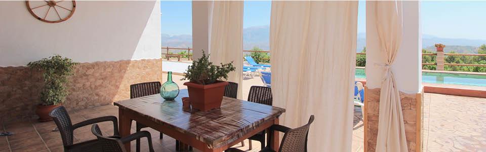 Vakantiehuis Casa Monica in Andalusie
