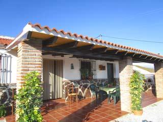 Agrituismo vakantiehuis in Andalusie privacy zwembad uitzicht - Casa Roca