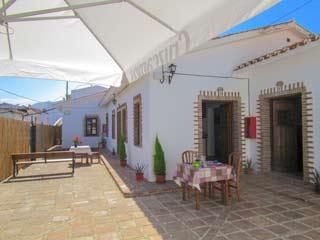 Appartementen met zwembad in wit dorpje Andalusie - Redondos