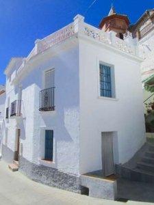 Authentiek vakantiehuisje in wit dorp El Borge met terras - Casa Aurelia