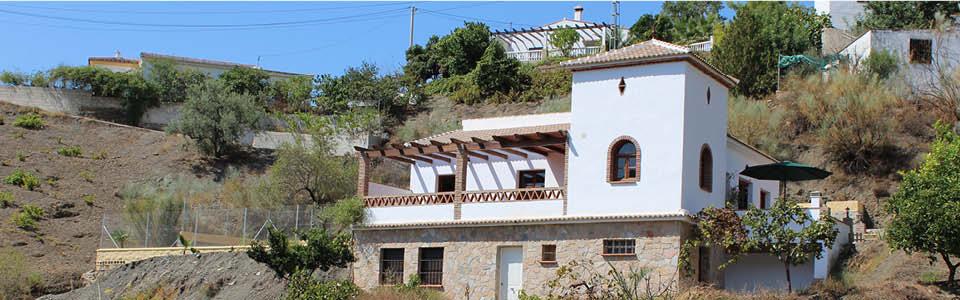 vakantiehuis langs de rivier