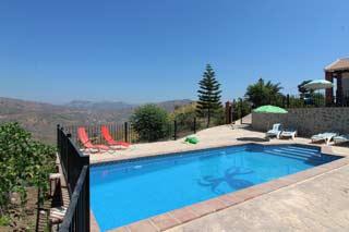 Kindvriendelijk Vakantiehuis met zwembad in zuid Spanje Andalusie - Casa Pitar