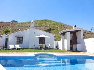 Natuurhuisje Vakantiehuis met privacy en zwembad Andalusie - Casa Isabel