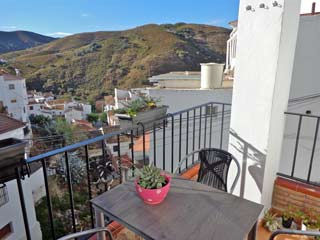 Overwinteren in Andalusie Zuid Spanje appartement in dorpje - Casa Carril