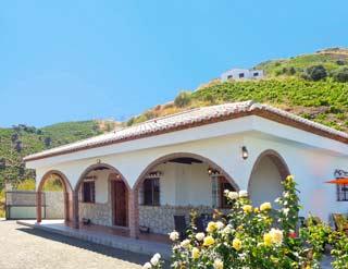 Vakantiehuis Andalusie met prive zwembad Andalusie - Casa los Limones