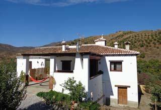 Casa Rio agriturismo Andalusie