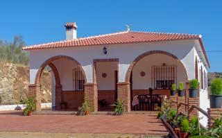 Vakantiehuis met zwembad agriturismo Andalusie - Casa Rodin