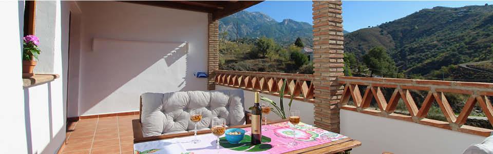 vakantiehuis Axarquia Clara