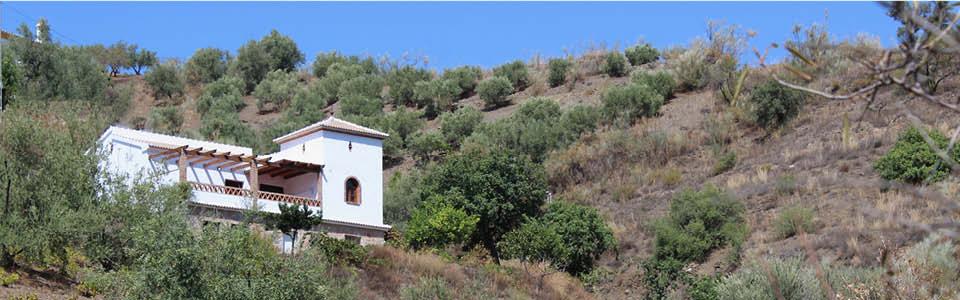 vakantiehuisje andalusie clara