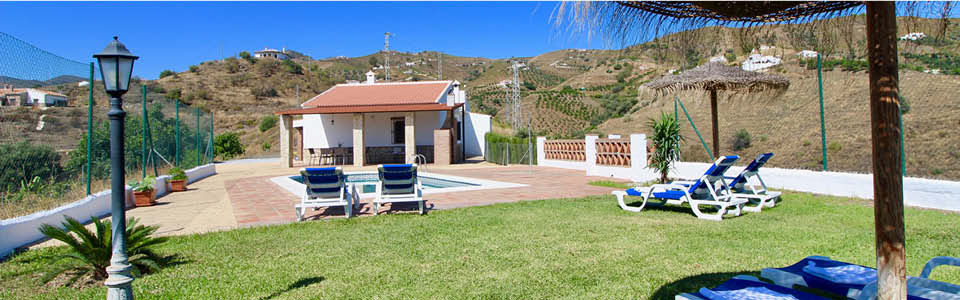 Vakantiehuis in Andalusie met zwembad Maribel