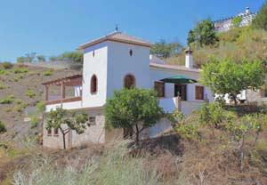 vakantiehuis met veel terrassen