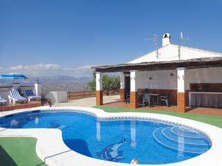 Vakantiehuis Casa Loma Valerio Andalusie