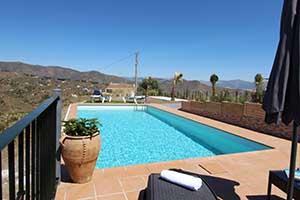 vakantiehuis Tortela met zwembad