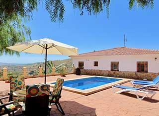 Casa de Leonor vakantiehuis Andalusie