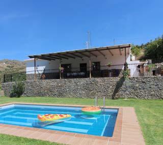 vakantiehuis Marisa Andalusie zwembad