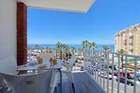 Appartement Faro met balkon en zeezicht - Torrox Costa