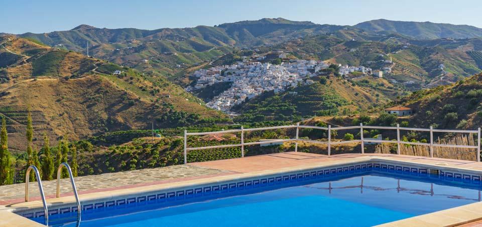Prachtige villas en vakantiehuizen in Zuid Spanje