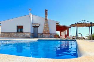 Vakantiehuis Conchi in Andalusie