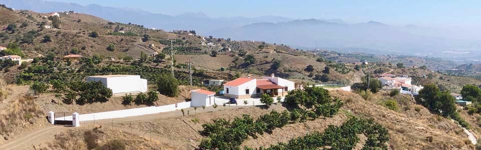 Vakantiehuis Maribel in Andalusie