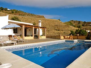 Villa in Andalusie Zuid-Spanje